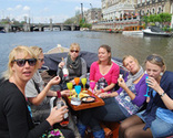 Tapas Boot - Varen in Haarlem!